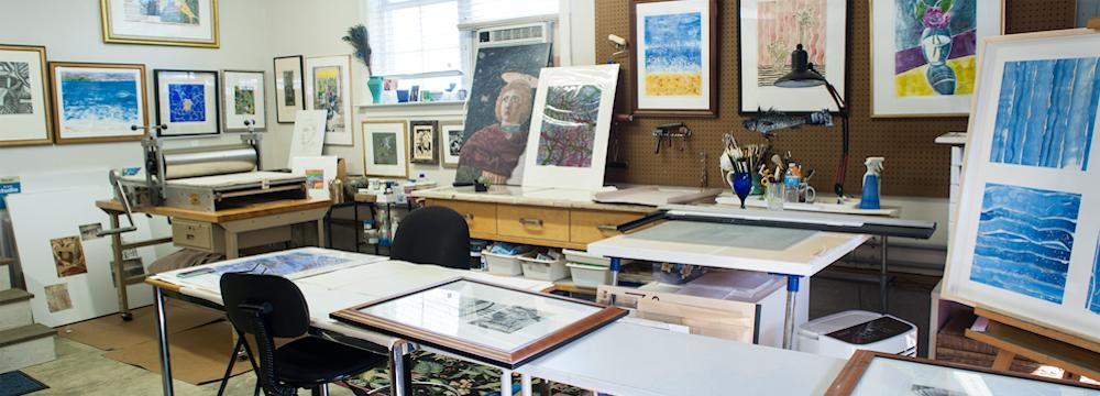 Rosemary Cooley Art Studio